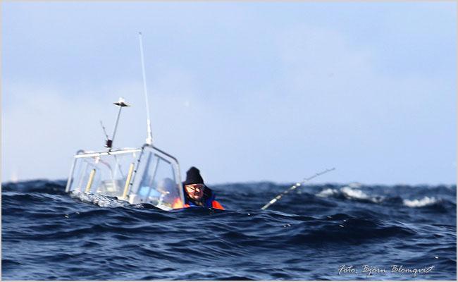 sjösjuka åksjuka illamående gungar vågor hav outdoor björn blomqvist