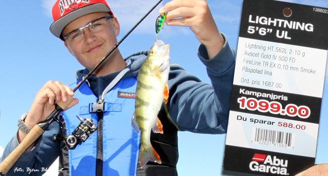 casper ul fiske vänern klara färdiga fiska