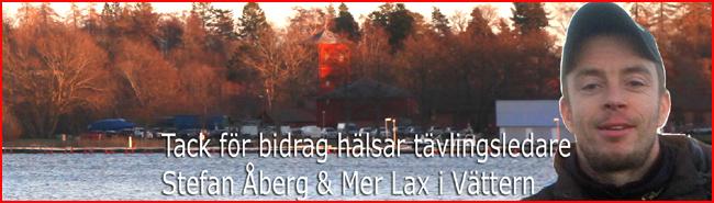 stefan åberg tävlingsledare laxcup vättern 2015 outdoor.se