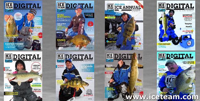 ice annual digital magazine