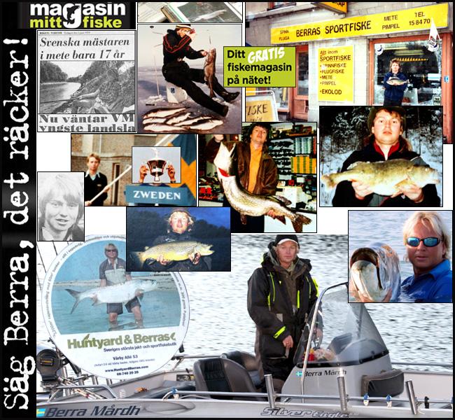 Berra Mårdh Mitt Fiske rekordfisk tävlingsfiske gädda abborre tarpon torsk outdoor björn blomqvist