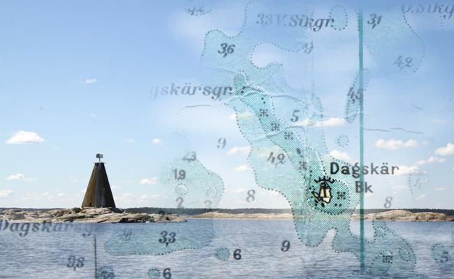 sjökort dagskär kustfiske gädda vänern utomskärs sommarfiske spinnfiske björn blomqvist