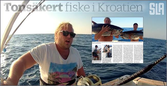 sla.se fiskeligan 2016 tonfisk kroatien blåfenad tonfisk