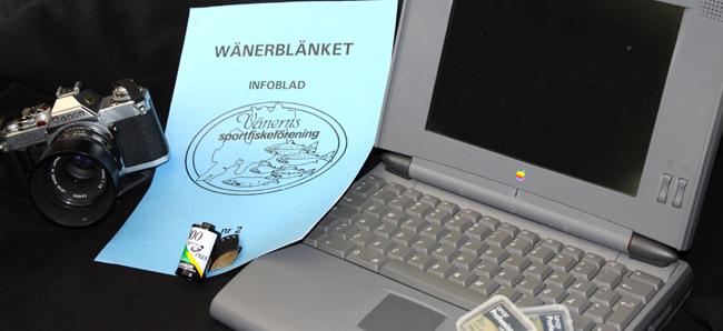 Vänerblänket vänerns sportfiskeförening VSF informatör jan olsson