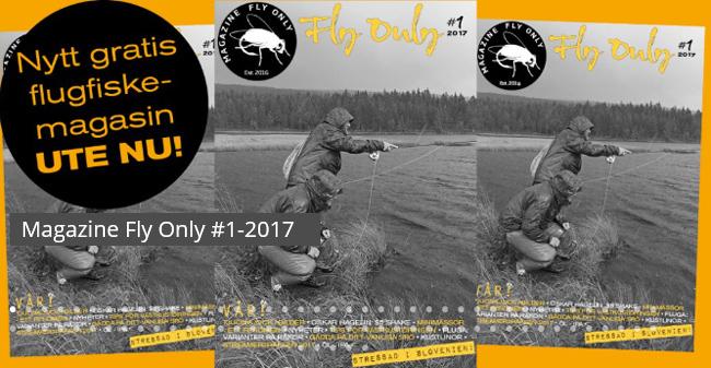 fly only new magazin in sweden jan hagman cornelis hollestein outddor