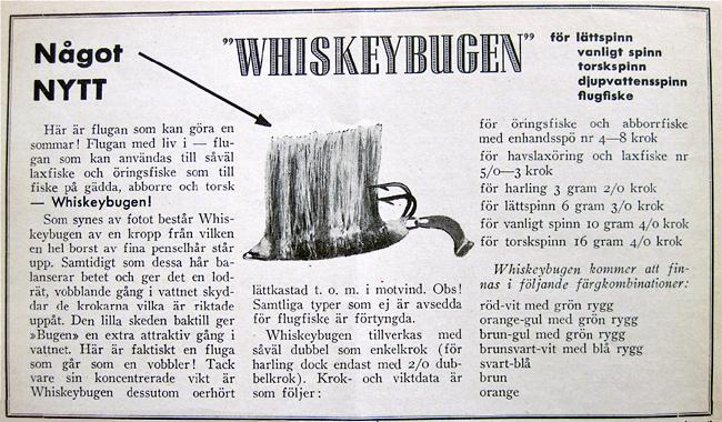 Åke Dalberg whiskeybug whiskeybugen ÅD jigg ÅD räkan