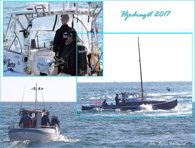 yrkesfiskebåt trollingbåt vättersnipa
