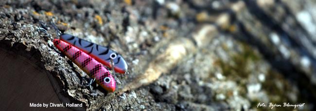 DIVANI lures nl holland henk roos homemade baits pike pikefishing outdoor.se bjorn blomqvist