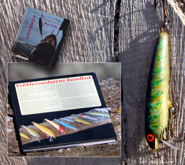 Vobblersnidarens handbok egen tillverkning för ett roligare sportfiske Hans Nordin 1995