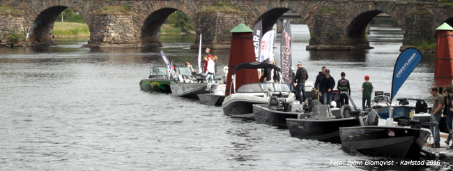 båtar o fiske från bryggan sun city predator show 2016