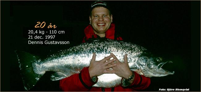 20 years ago Worldrecord-landlocked-atlantic-salmon-lake-vattern-sweden