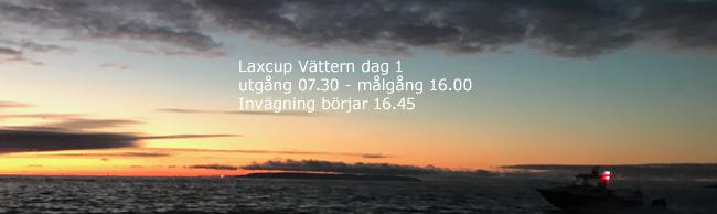 dag 1 laxcup vättern 2017