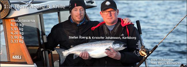 guld åberg krille laxcup vättern 2017 gullspångslax lax trollingfiske trollingtävlin 1991 2017 outdoor.se björn blomqvist