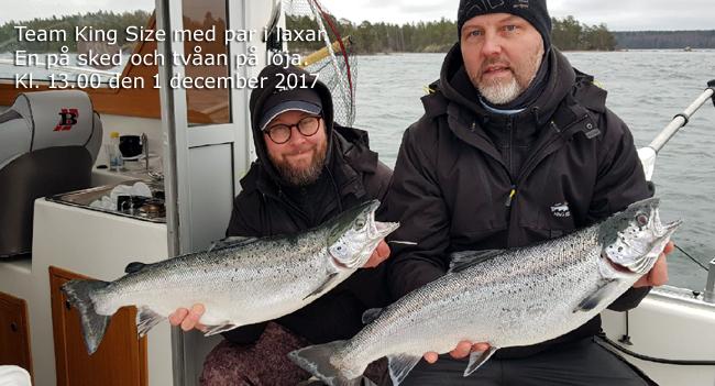 king size östansjö beason 800 pilot laxcup vättern 2017
