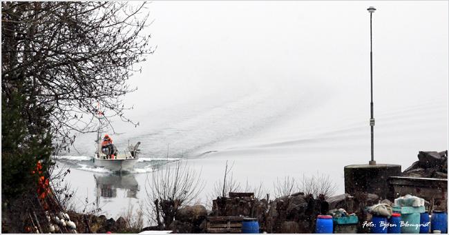yrkesfiske vättern klanghamn klangahamn granvik nätfiske outdoor björn blomqvist