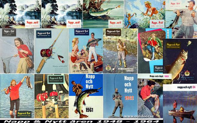 napp och nytt samla gamla kataloger abu svängsta 1948 1949 1950 1951 1952 outdoor.se björn blomqvist