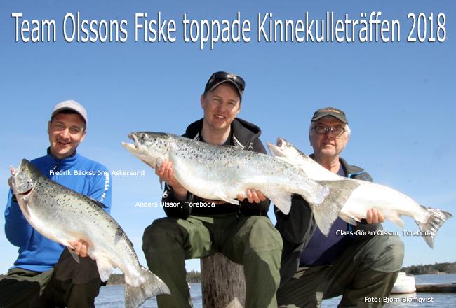 team olssons fiske kinnekulleträffen 2018