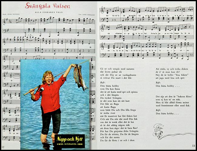 sjung svängstavalsen 1959 napp och nytt abu svängsta björn blomqvist