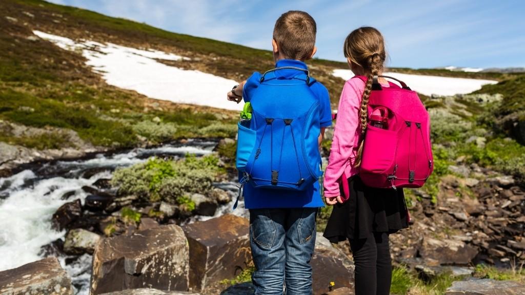 Packningtips - vandra med barn